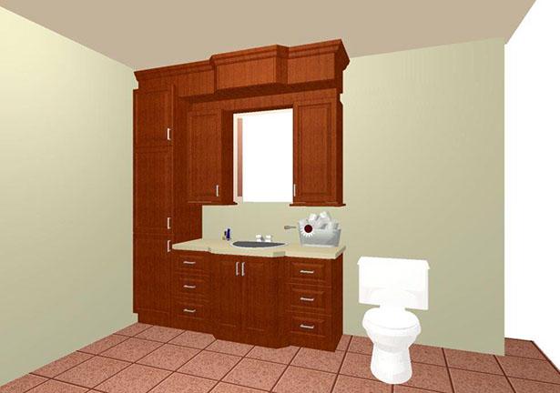 Salle de bain for Cabinet salle bain